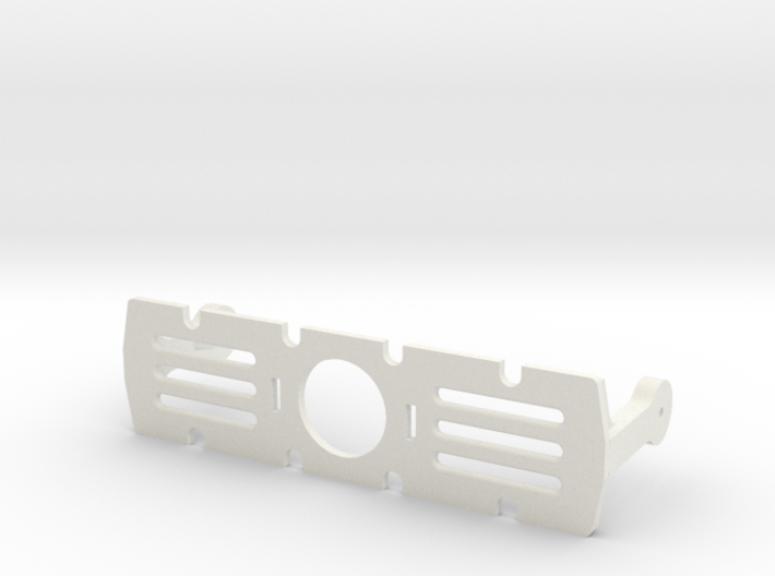 Assembly E-chassis Structure Toppart OpenROV V2.6 3d printed