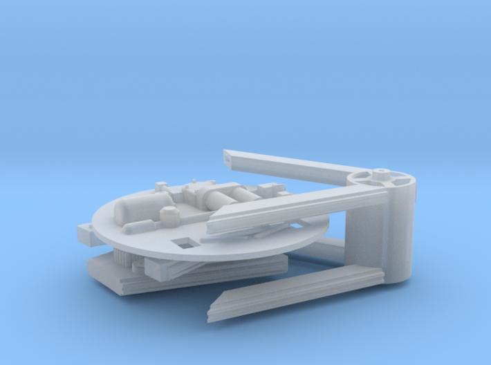YT1300 HSBRO RADAR SUPPORT 3d printed