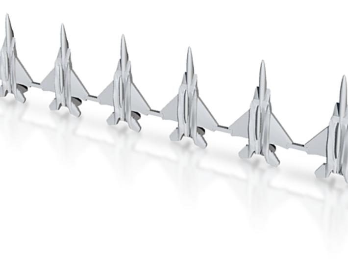 1/700 Scale F-15C 3d printed