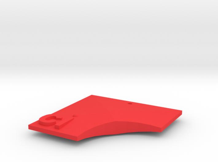 Ci Pendant 3d printed