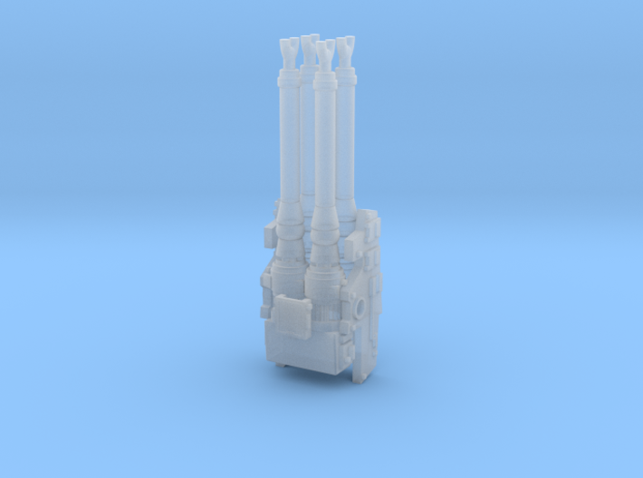 MILLENNIUM MPC LASER CANNON 3d printed