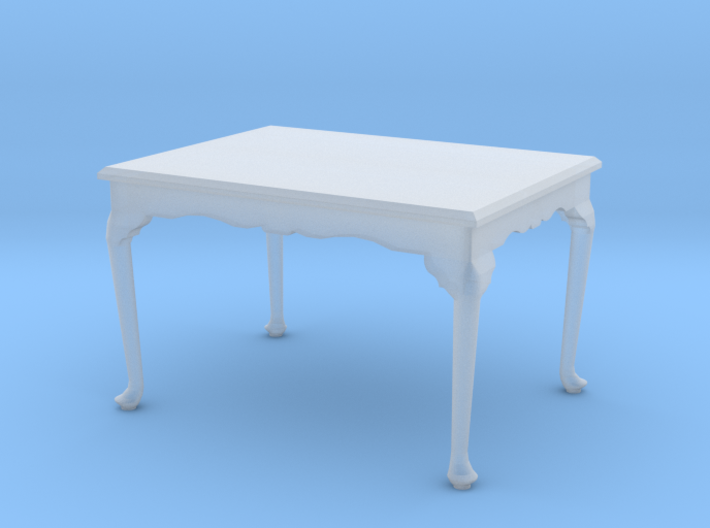 1:48 Queen Anne Dining Table 3d printed