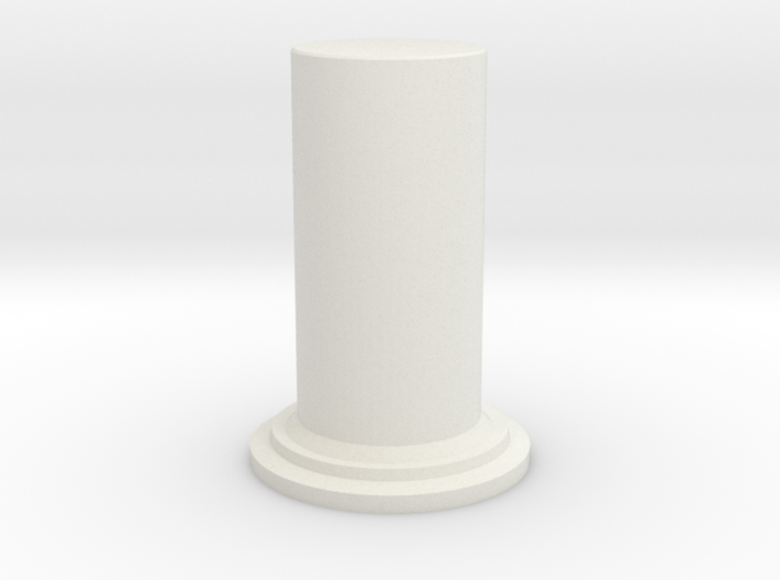 A2 Diffusor Cylinder 3d printed