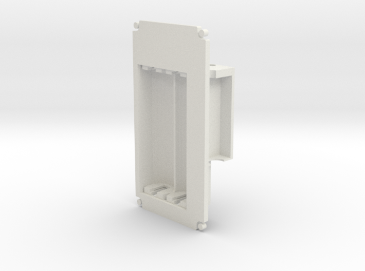 1590B Battery Lid (SX350) 3d printed