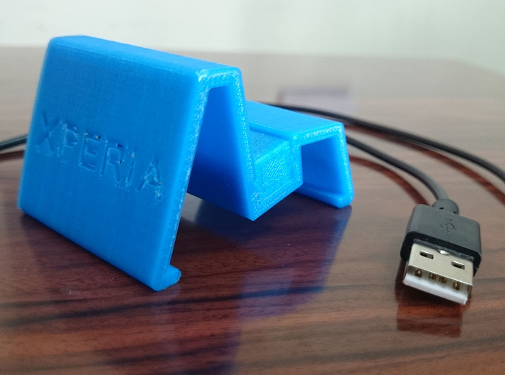 Xperia Magnetic Charging Dock (The Main Body) 3d printed