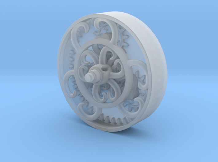 Planetary Gearing 3d printed