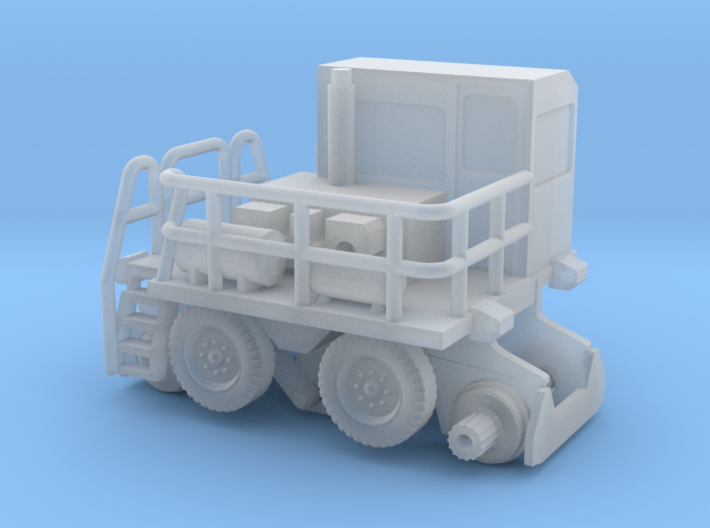 RailKing RK275 Rail Car Mover - N Scale 3d printed