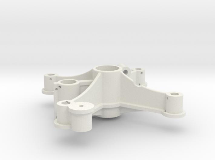 F3P Single motor contra - Main Frame  3d printed