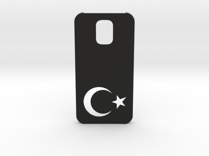 Samsung Galaxy S5 Case: Turkey 3d printed