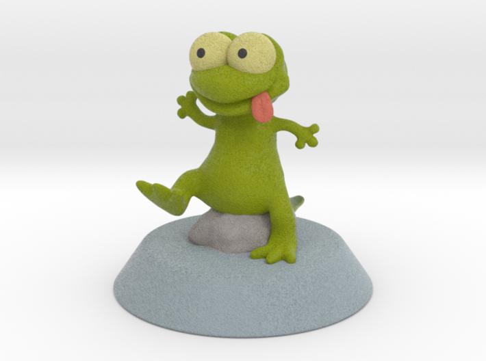 Salamander 3d printed