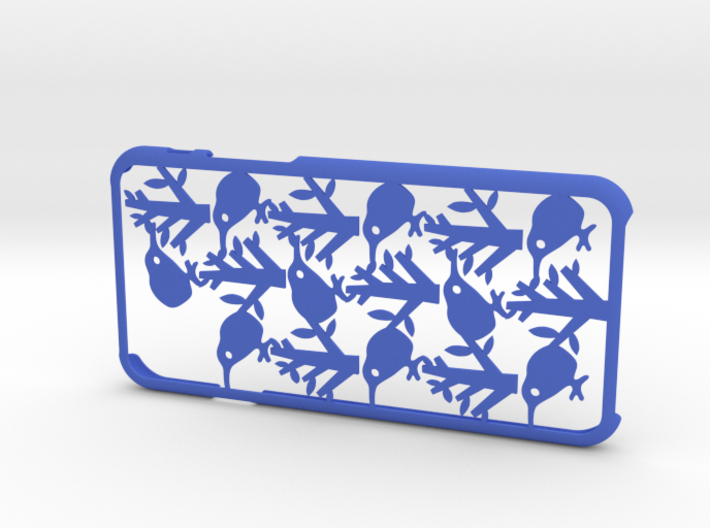 Bird iPhone6 case for 4.7inch 3d printed