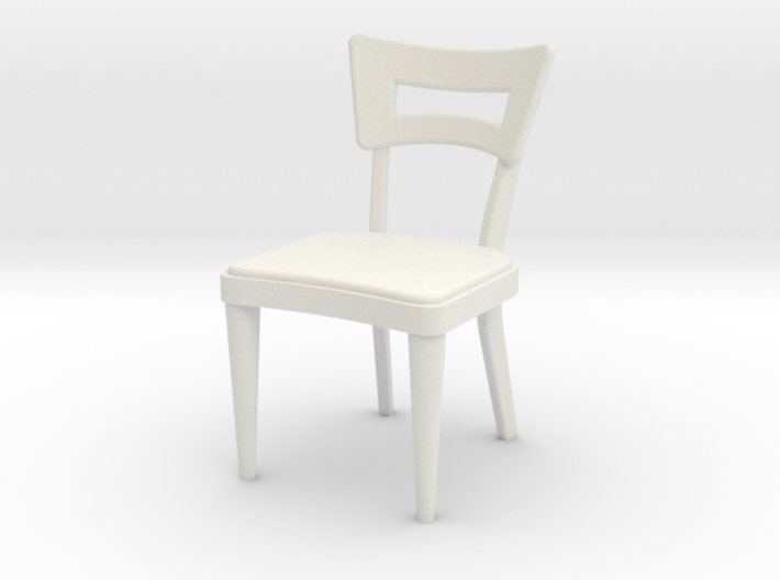 1:24 Dog Bone Chair 3d printed