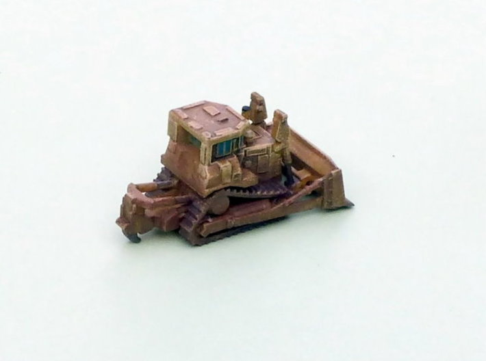 Armored Dozer 1/200 Scale 3d printed Add a caption...