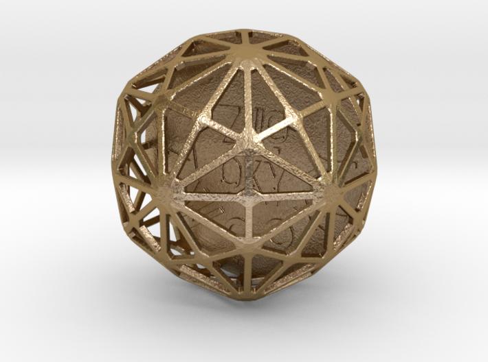 ZWOOKY Style 3404 - Sphere 3d printed