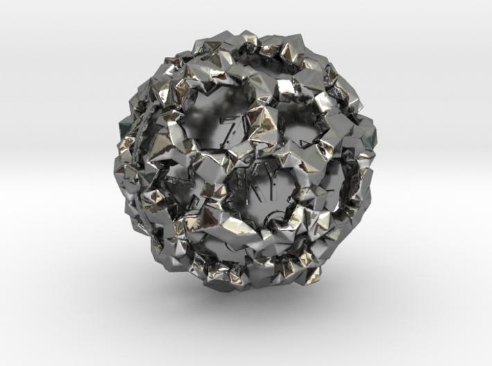ZWOOKY Style 3414 - Sphere 3d printed