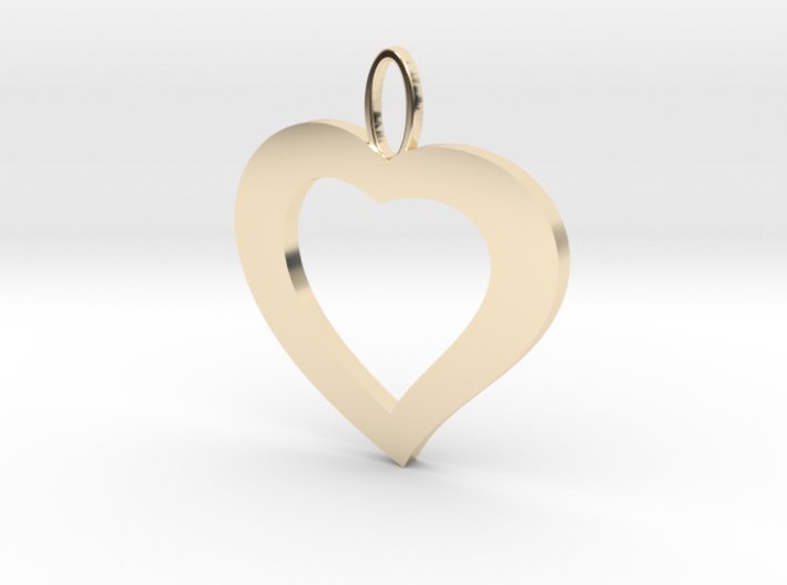 Cuore11 3d printed