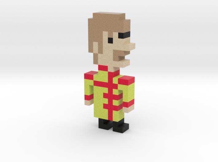 Beatles John iotacon (Sgt. Pepper) 3d printed