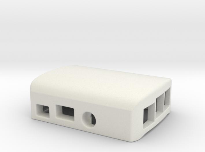 Raspberry PI B+ Top Closed Part case / enclosure 3d printed