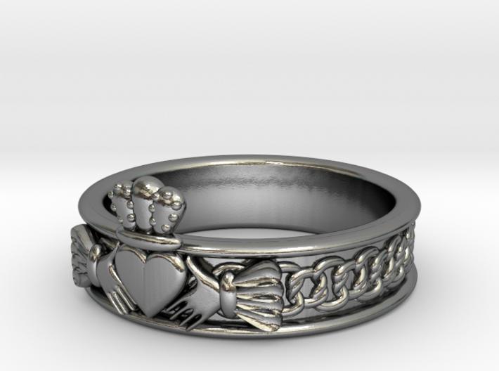 Keltic Designs MODEL Size 6 3d printed