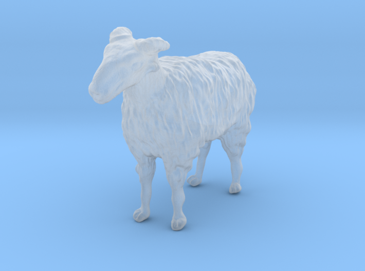 Sheep Little 1/35 scale 3d printed