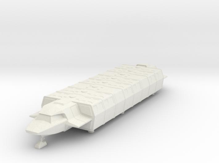 Shuttle (Industrial) Landed (V, The Visitors) 3d printed Version 2 Model