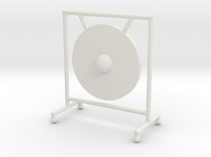1:48 Gong 3d printed