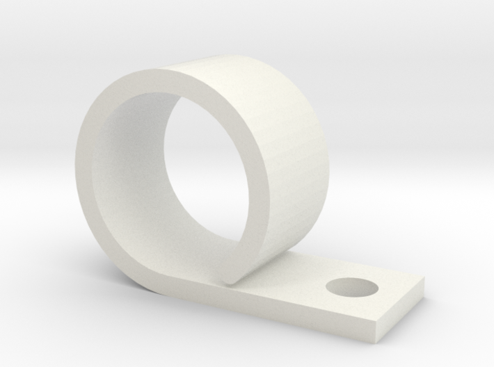 Pinball Cabinet Wire Strap (Medium) 3d printed
