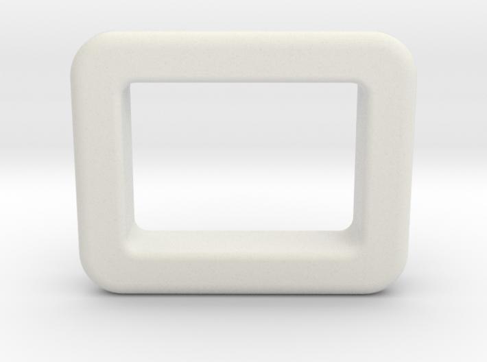 SX350 Screen Bezel 3mm 3d printed