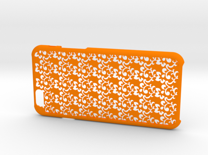 Arabesque iPhone6/6S case for 4.7inch 3d printed