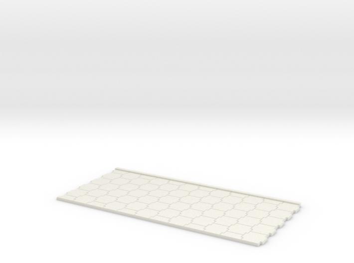 N Scale Terre Armee Sheet 5x12. 3d printed