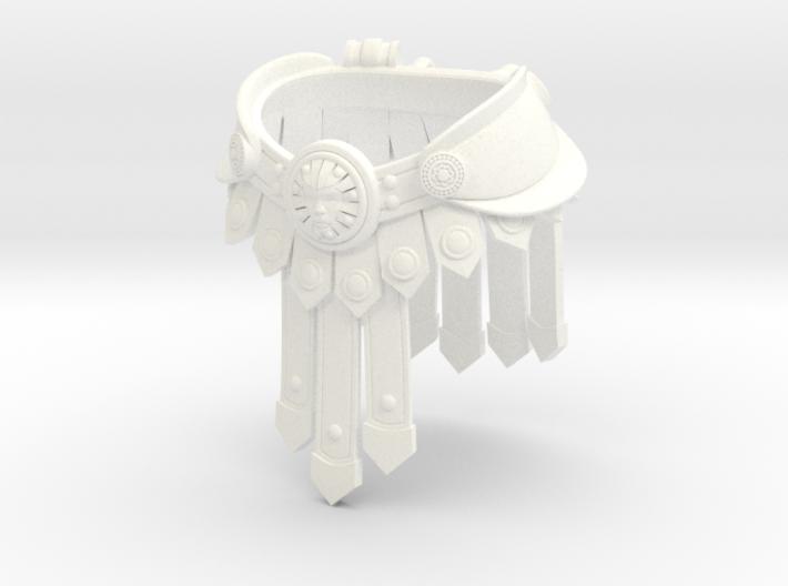 FB01-Belt-15  7inch 3d printed