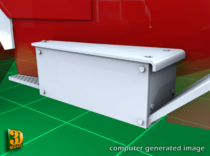 M5 IHC Halftrack conversion (1:35) 3d printed M5 conversionset battery box