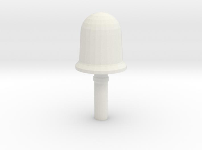 ~1/87 HO Sat Antennae for MRAPs 3d printed