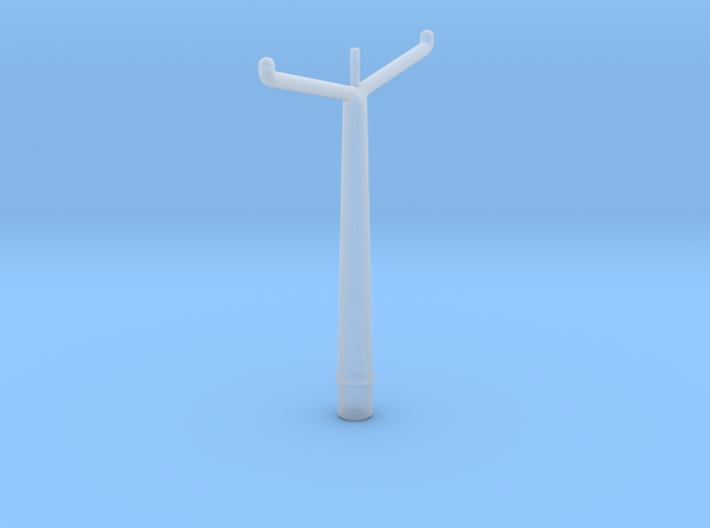 Peoplemover Uprights 1:36 3d printed
