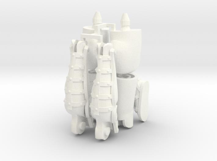 FB01-Legs-15s  6inch 3d printed