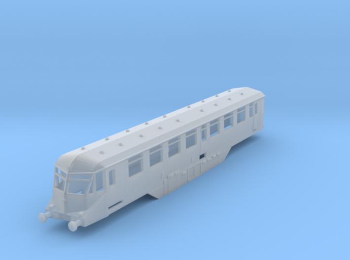 GWR - W35W - Buffet - N - 1:148 3d printed