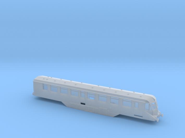 GWR - W35W - Saloon - N - 1:148 3d printed