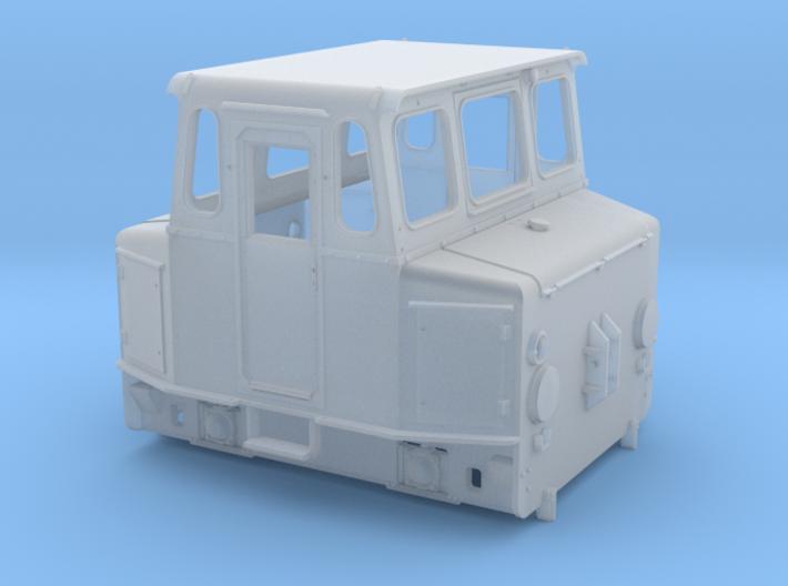 "Akkuschlepper Spur 0 Variante ""Runde Haube"" 3d printed"