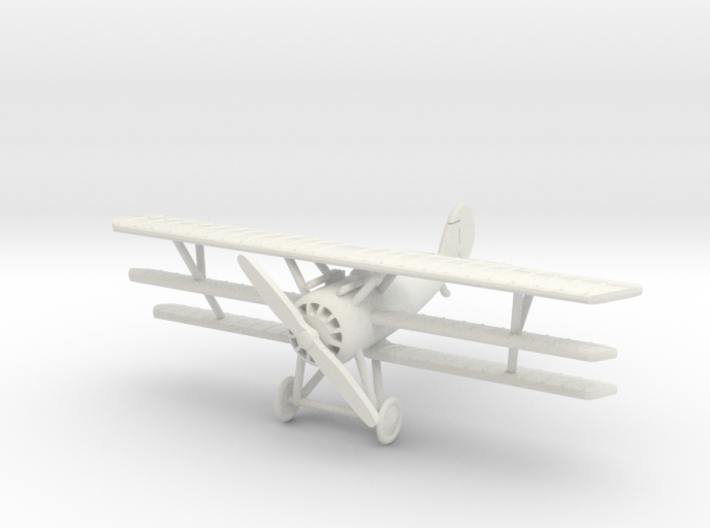 Pfalz Dr.I 1:144th Scale 3d printed