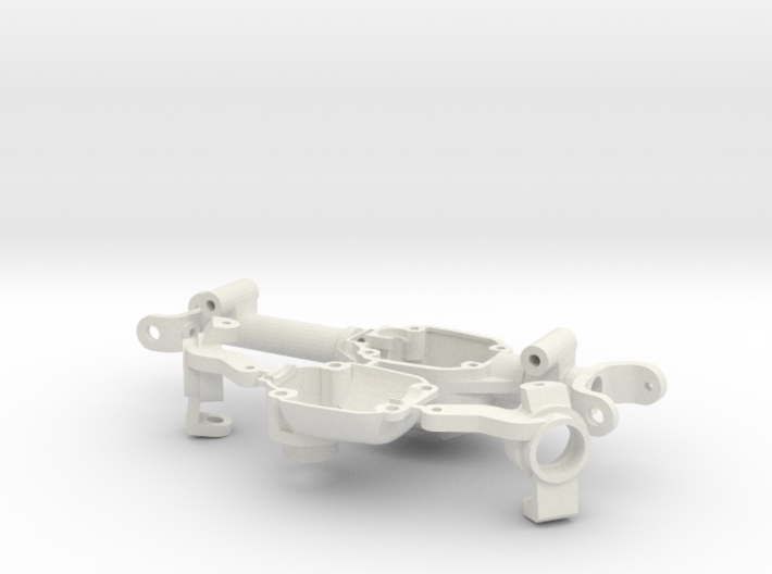 CC01 FRONT AXLE HOUSING 3d printed