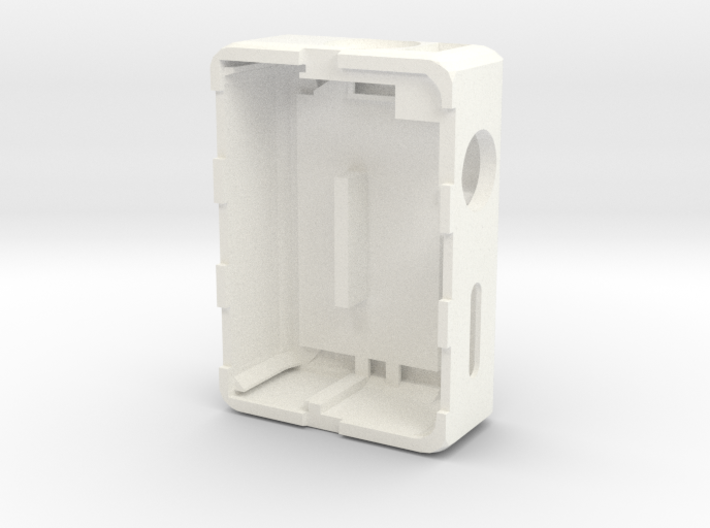 MARK v3 Body (Fire 16mm - 7.5mm Tactile Switch) 3d printed