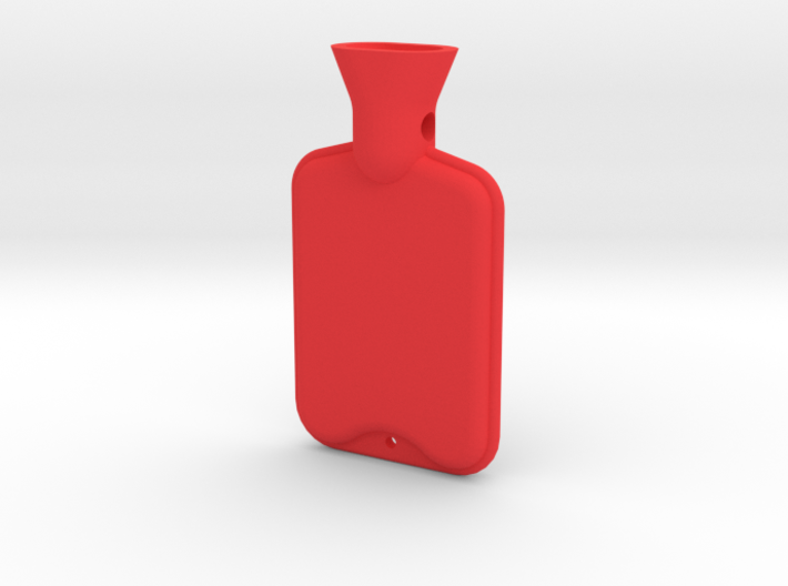 Hot Water Bottle Mini Bead 3d printed