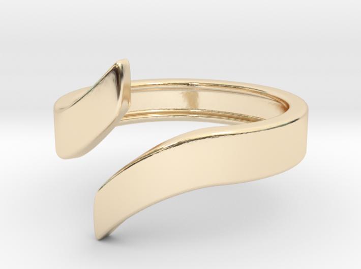 Open Design Ring (22mm / 0.86inch inner diameter) 3d printed