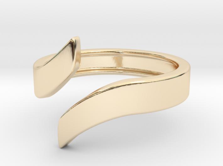 Open Design Ring (28mm / 1.10inch inner diameter) 3d printed