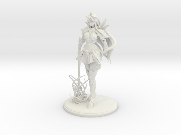Ink-chan Figurines 3d printed