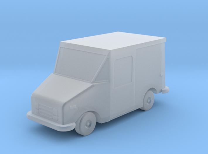 USPS Grumman LLV - Nscale 3d printed