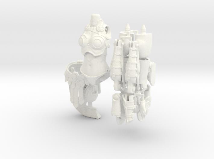 FB01-Preset-15  7inch 3d printed
