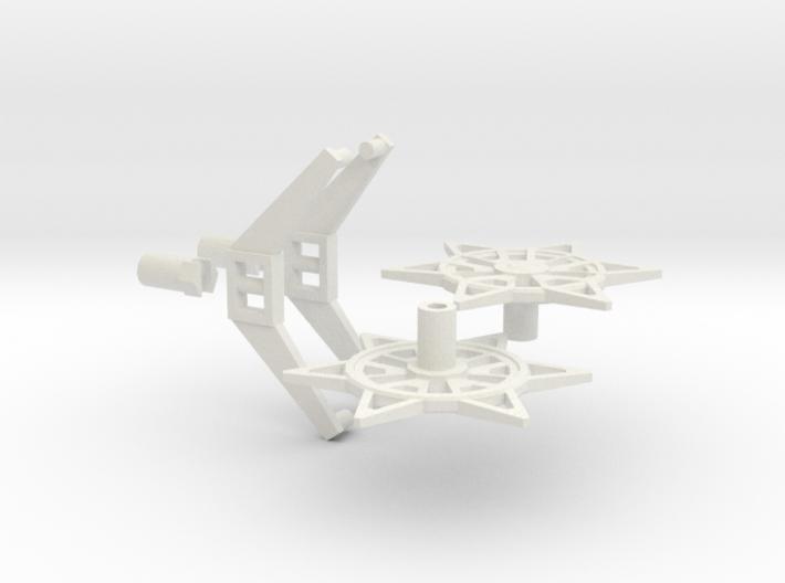 TF4: AOE Stingr kit for deluxe Stinger 3d printed
