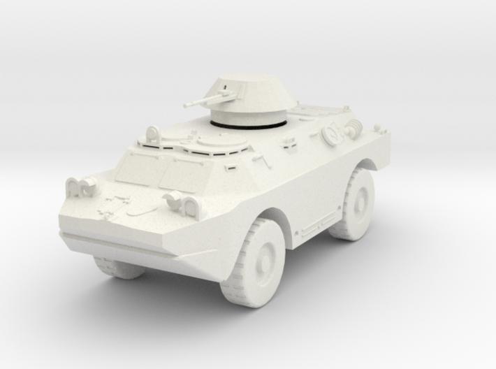 MV01A BRDM-2 Scout Car (28mm) 3d printed