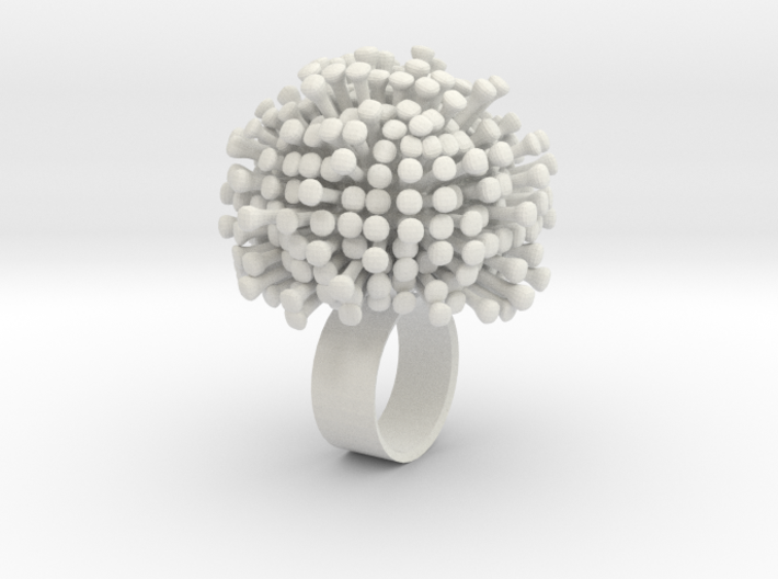 Dandy Ring 3d printed